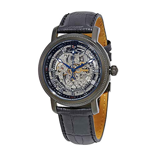 Lucien Piccard Paragon Skeleton Dial Men's Watch...