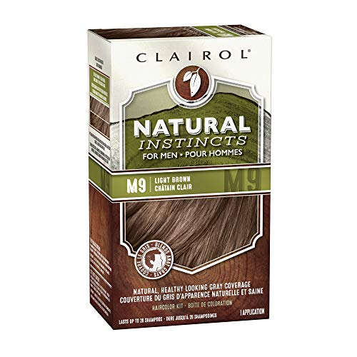 Clairol Natural Instincts Semi-Permanent Hair Dye...