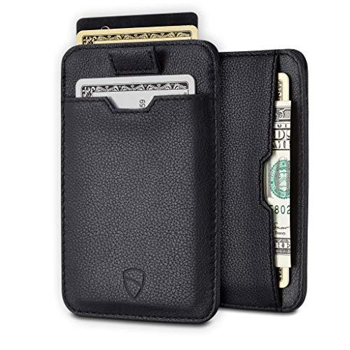 Vaultskin CHELSEA Slim Minimalist Leather Wallet...