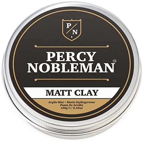 Matte Clay By Percy Nobleman, A Hair Clay For Men,...