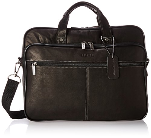 Heritage Travelware Colombian Leather Dual...