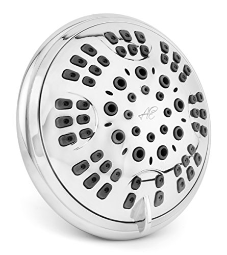 6 Function Adjustable Luxury Shower Head - High...