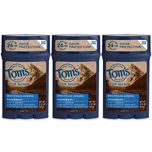 Tom's of Maine Men's Long Lasting Wide Stick...