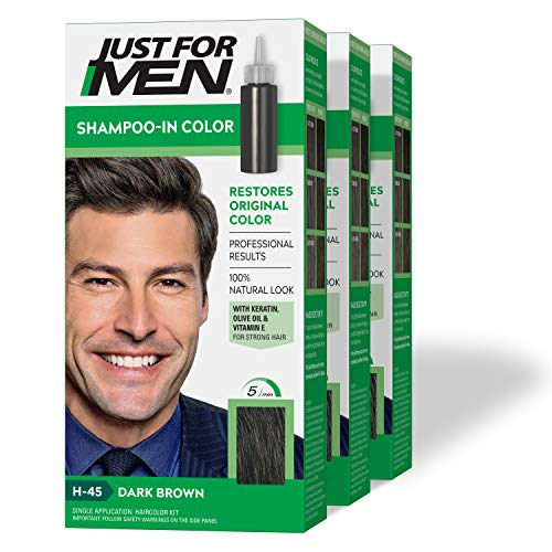 Just For Men Shampoo-In Color (Formerly Original...