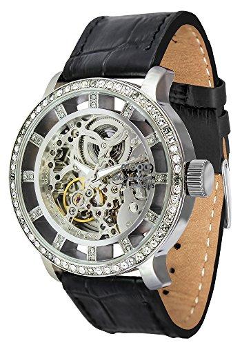 Moog Paris Chameleon Unisex Automatic Watch with...