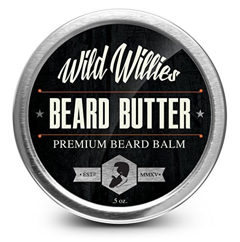 Essential Beard and Mustache Grooming Kit for Men...