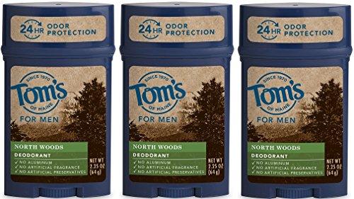 Tom's of Maine 24-Hour Men's Long Lasting Natural...