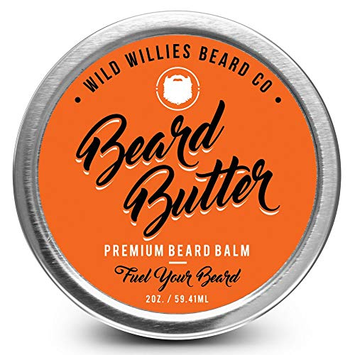 Beard Balm for Men Leave-in Conditioner - Shape,...