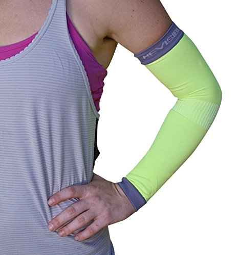 BeVisible Sports Arm Compression Sleeves Arm &...