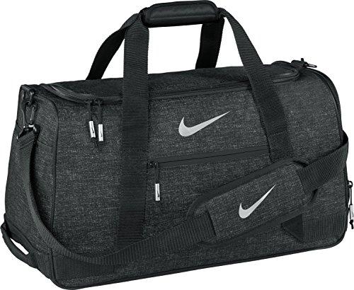 Nike Sport III Golf Duffle Bag (Black/Heather)