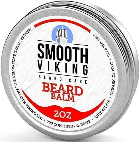 Smooth Viking Beard Balm with Leave-in...