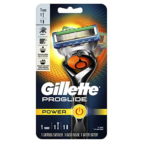 Gillette ProGlide Power Men's Razor Handle + 1...
