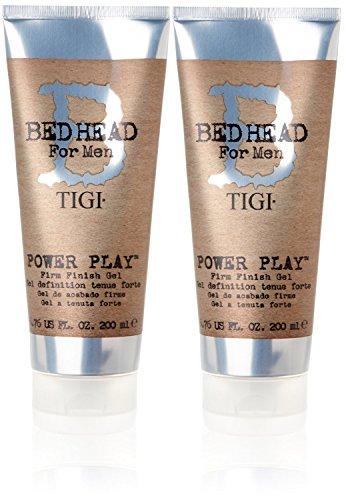 TIGI Bed Head for Men Power Play Firm Finish Gel,...