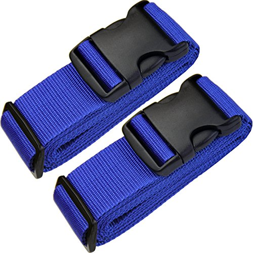 TRANVERS Luggage Strap for Suitcase Heavyduty...