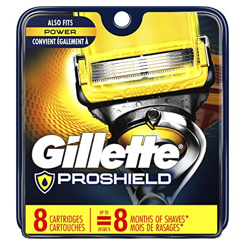 ProGlide Shield Men's Razor Blades, 8 Blade...