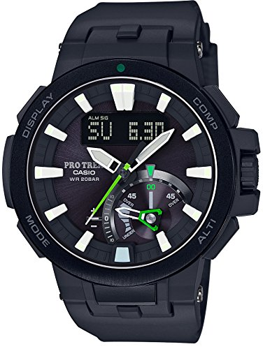 CASIO PROTREK PRW-7000-1AJF Mens Japan Import