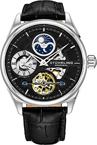Stuhrling Original Men's 657.02 Delphi Stainless...