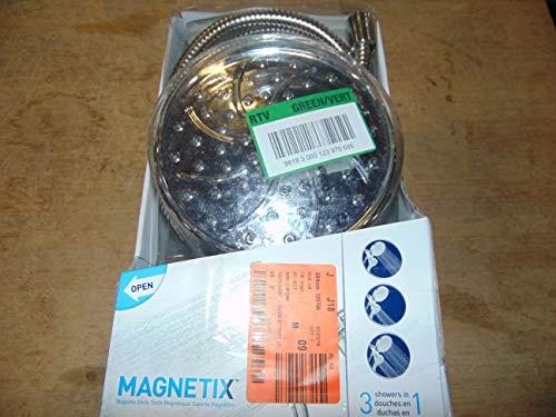 Moen 26008 Magnetix Handheld/Rain Shower Head...