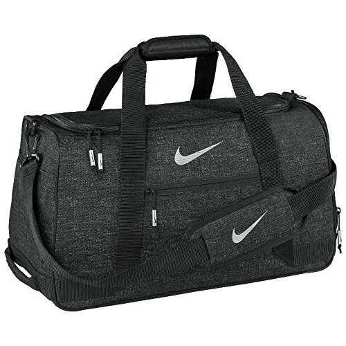 Nike Sport III Golf Duffle Bag (Black/Heather)