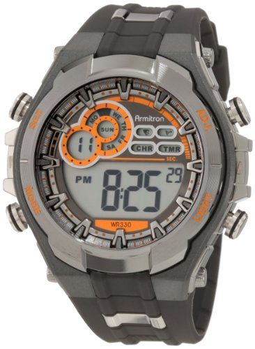 Armitron Sport Men's 40/8188MIL Digital...