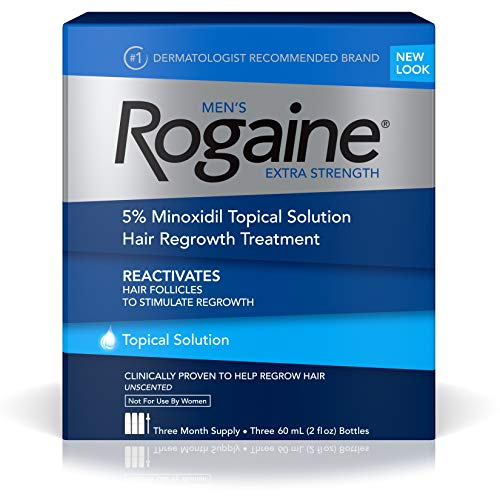 Rogaine Mens Regrowth X-Strength 5 Percent...