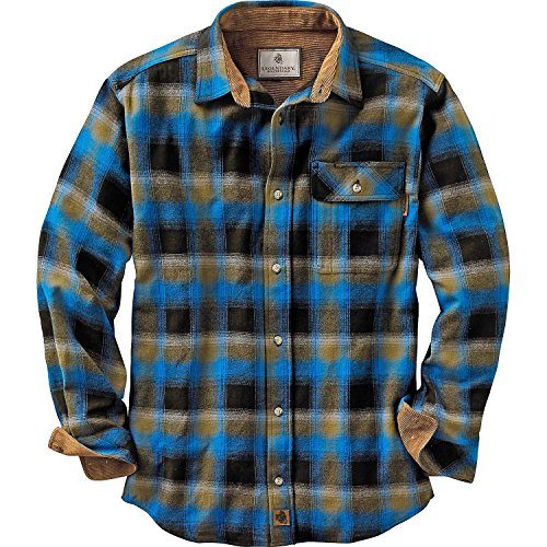 Legendary Whitetails Buck Camp Flannels Cobalt...