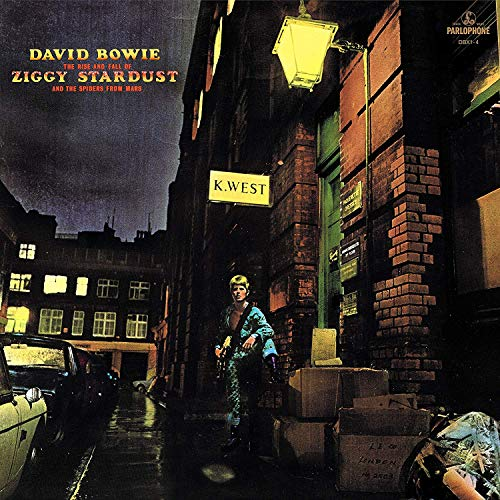 The Rise and Fall Of Ziggy Stardust And The...