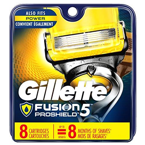 Gillette Fusion ProShield Men's Razor Blades - 8...