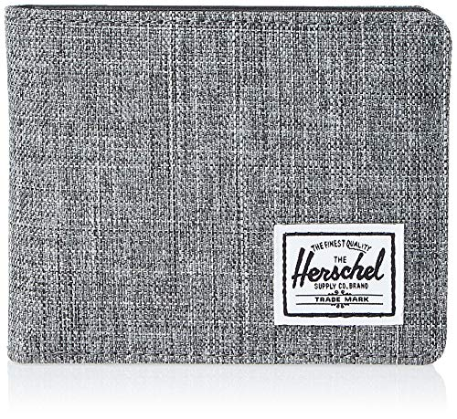 Herschel unisex adult Hank Rfid Bi Fold Wallet,...