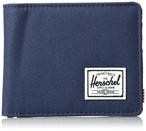 Herschel Men's Hank RFID Bi-fold Wallet