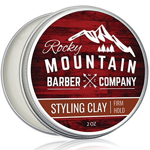 Hair Styling Clay for Men – Molding Hair Product...