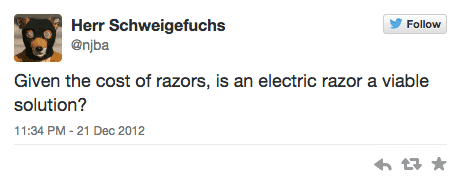 Is the Cost of an Electric Razor Worth It?