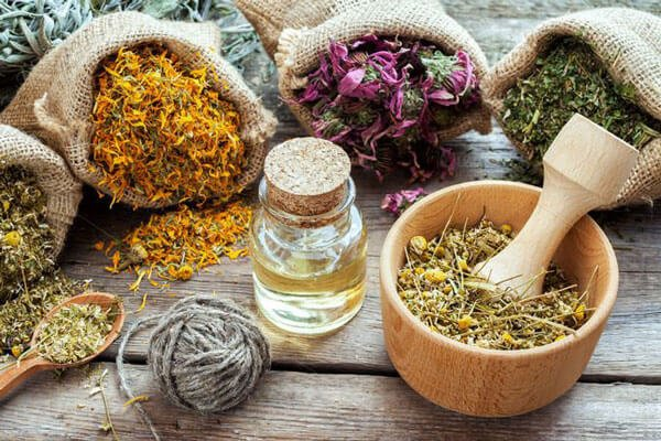 Raw Essential Oil Ingredients