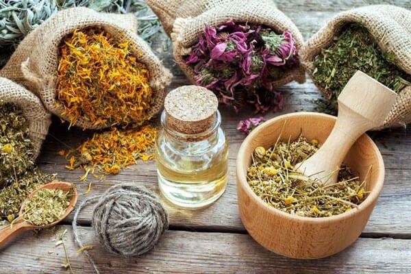Raw Essential Oil Ingredients