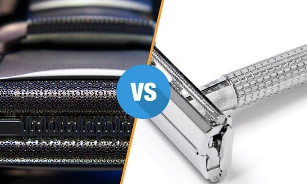 razor blades vs electric shavers