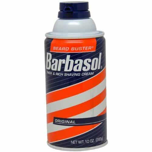 barbasol for shaving