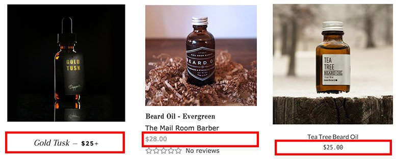 Beard Oil Vendors - Comparison to DIY Beard Oil