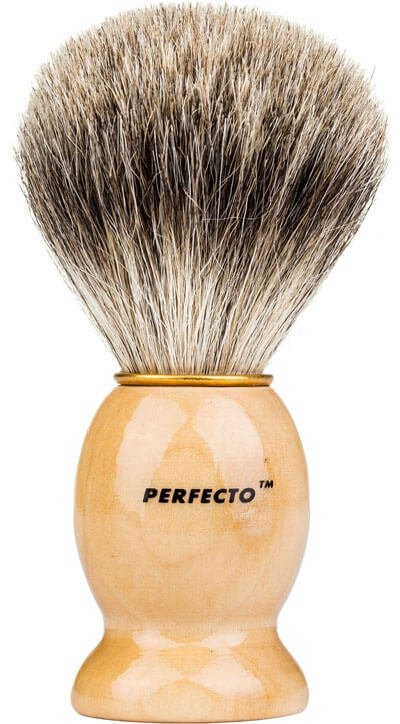 perfect badger brush