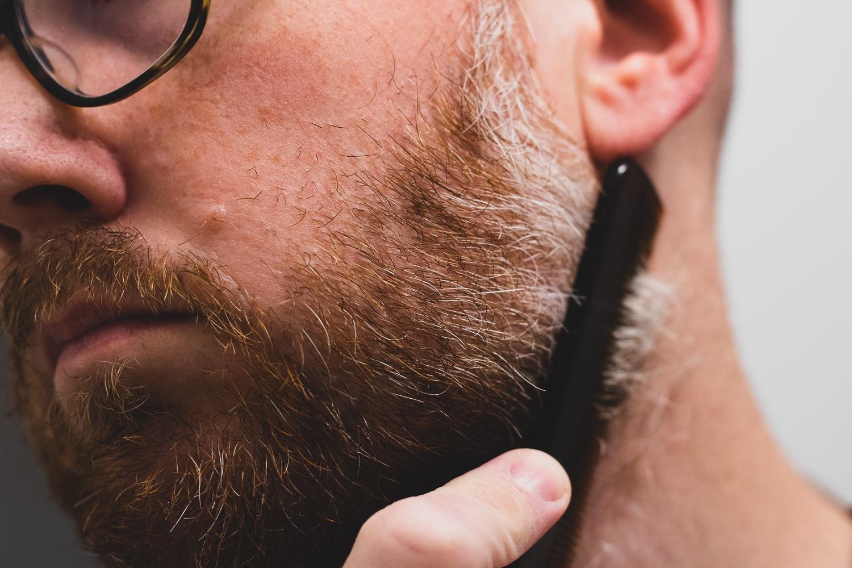 Beard Dye Coloring Guide