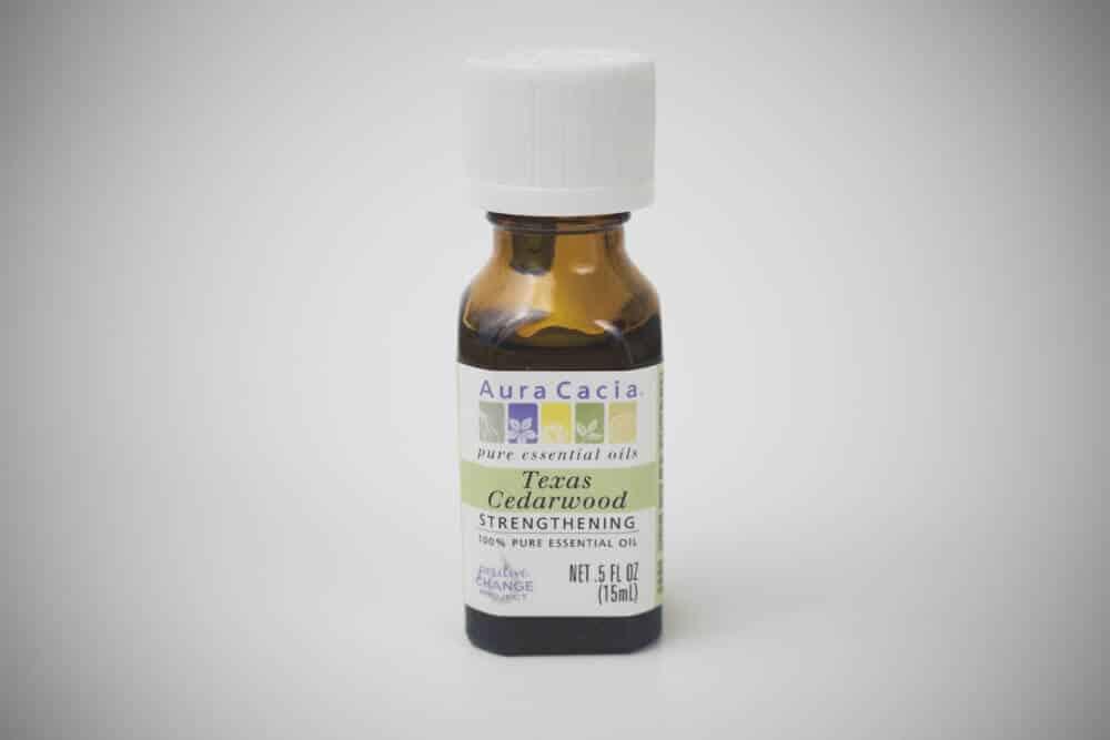 essential oils for making beard balm