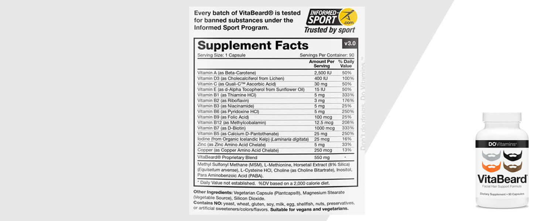 vitabeard bottle info and product shot