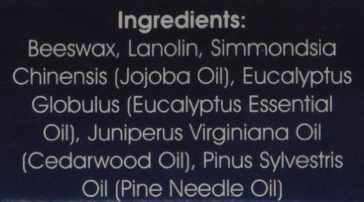 ingredients in beard wax