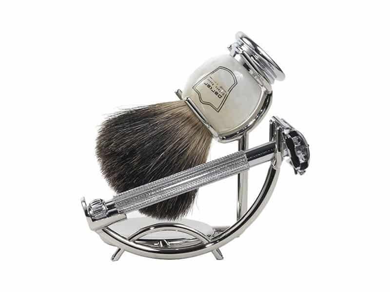 parker wet shaving kit