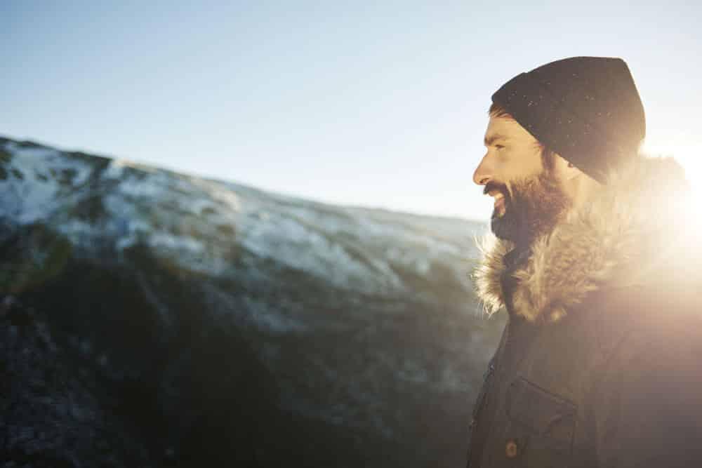how to get rid of beardruff