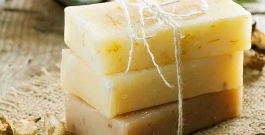 natural soap is the best beard shampoo