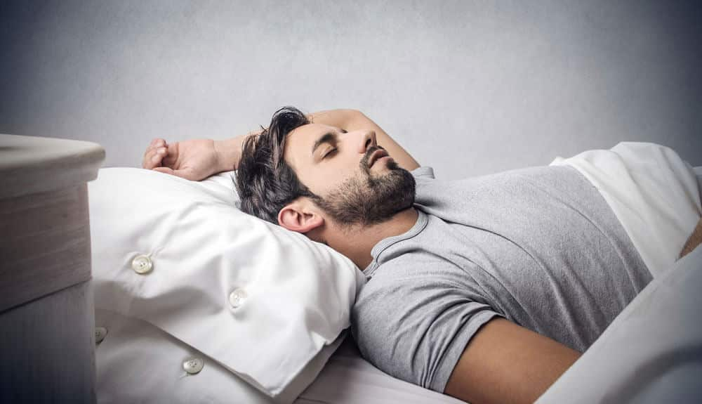 sleep your way to a long beard