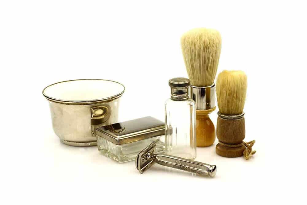 shaving tools required for use