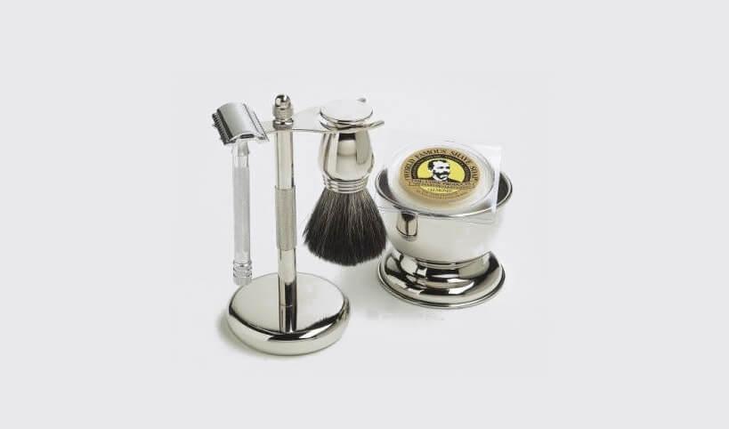 5 piece shaving set