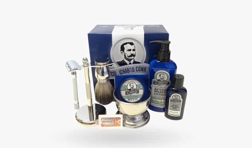 colonel conk complete shaving kit