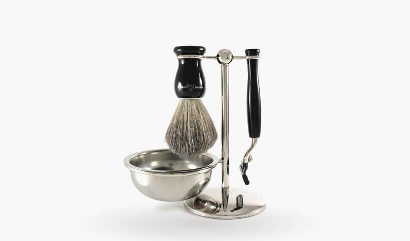 edwin jagger shaving kit stand